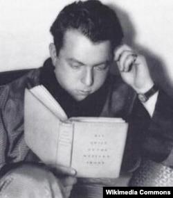 Celebrul regizor american Lewis Milestone (1895, Chișinău-1980, Los Angeles)