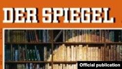 Ballin e javores gjermane Der Spiegel