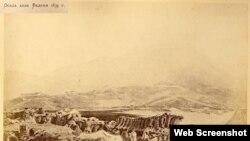 Русско-кавказская война в рисунках Теодора Горшельта