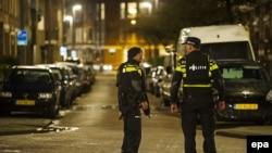 Полиция Роттердама. Архивное фото