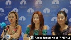 """Группа """"FM"""" (Казахстан) в Бишкеке."""