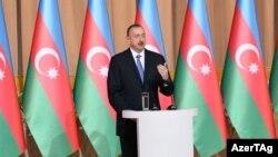 İlham Əliyev -- 27 may 2015