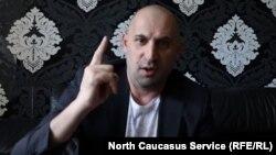 Мамихан (Анзор) Умаров, скриншот с ютуб-канала