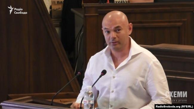 Ігор Палиця – ще один народний депутат, пов'язаний з Коломойським