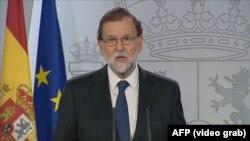 Шпанскиот премиер Маријано Рахој
