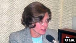 Xanım Enn Ders «Azadlıq» radiosunun qonağıdır, 15 iyun 2007