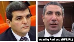 Deputatlar Fazil Mustafa və Siyavuş Novruzov