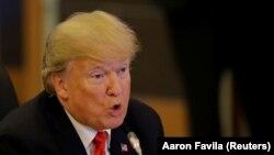 دونالد ترامپ، رییس جمهوری آمریکا