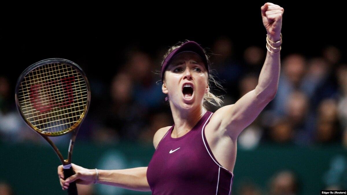 Теннис: Свитолина разгромила экс-первую ракетку мира