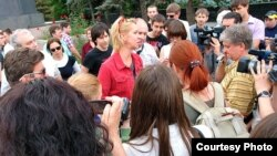 Къилбаседа Кавказ -- Харжамашкарчу харцонашна дуьхьал гулам, Ростов, 28Сти2012