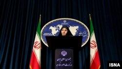 Zëdhënësja e MPJ-së së Iranit, Marziye Afkham - Arkiv