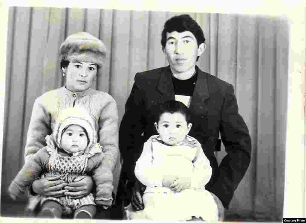 Despite the hardships, Jangyl's parents say they're happy to have brought a child into a rapidly changing world. Her mother, Maria, says if Kyrgyzstan can stand on its own feet, it will be good for the lives of her children.