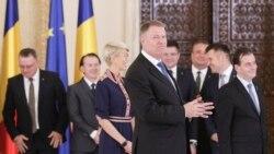 """Klaus Iohannis: """"Este cazul să reparăm ce a stricat PSD"""""""
