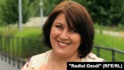 ساجده جعفرُوا، مدیر بخش تاجیک رادیو اروپای آزاد/ رادیو آزادی