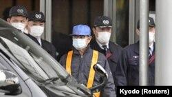 مأموران ژاپنی مرتبط با پرونده کارلوس غصن