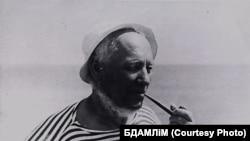 Янка Маўр. Кактэбель, 1958
