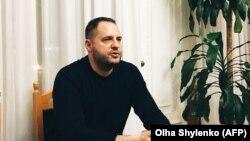 Украина президенти офисининг янги раҳбари этиб Андрей Ермак тайинланди.