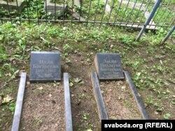 Вайсковыя могілкі. Сям'я Багінскіх
