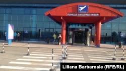 Международный аэропорт Кишинева.