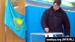 Парламентские выборы в Казахстане, 15 января 2012 года.