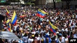 Каракас, 23 студзеня 2019