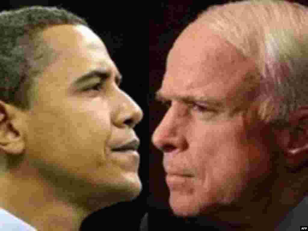 ИМА, 12 феврал - Дар сабқати дохилиҳизбӣ барои мақоми номзадӣ ба президентии ИМА дар ҳоли ҳозир Обама ва Маккейн пешсафанд.