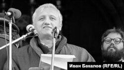 Петко Симеонов. Снимка: Иван Бакалов