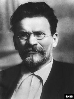 Михаил Калинин. 14.6.1924.