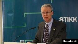 Ambasadori amerikan në Prishtinë, Greg Delawie