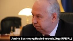 Голова Верховної Ради України Володимир Рибак