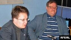 Віктар Івашкевіч і Вінцук Вячорка