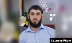 Чеченский беженец Салам Витаев