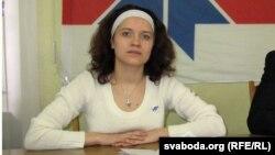 Марына Хоміч, архіўнае фота