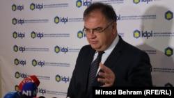 Predsedavanje u narednih osam meseci: Mladen Ivanić