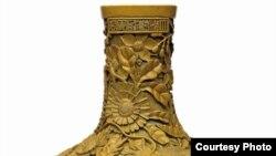 Сосуд кенди. Фарфор. Конец XVIII века