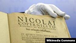 Copernicus De Revolutions Orbium Coelestium