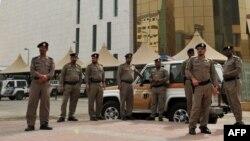 پلیس عربستان. (عکس تزئینی است)