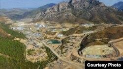 Одно из месторождений в Кыргызстане. Иллюстративное фото.