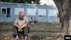 Almaniyada albaniyalı mühacir