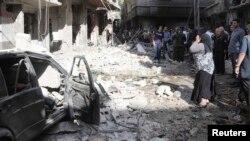Ratna zbivanja u Damasku