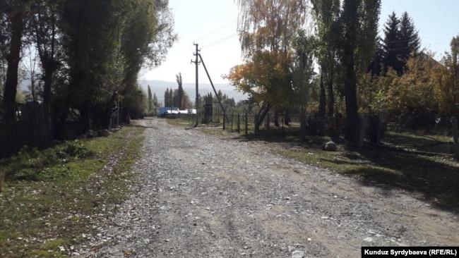 Кең-Суу айылы
