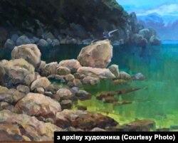 Пейзаж Тараса Носара