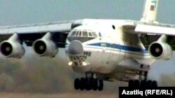 Ил-76 ұшағы. (Көрнекі сурет.)