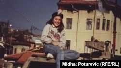 Ratne fotografije Mele Softić