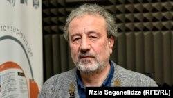 Kakha Gogolashvili, politologist