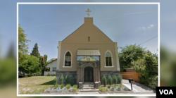 Українська православна церква у Портленді