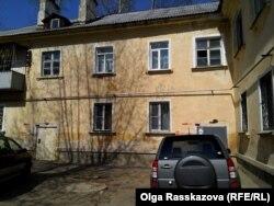 Дом, который комиссия признала аварийным