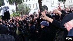 Одним из пунктов резолюции митинга оппозиции в Сухуме было записано: в двухнедельный срок властям приступить к формированию Контрольной палаты Абхазии