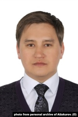 Эксперт из Кыргызстана по госуправлению Азамат Аттокуров, фото из личного архива Аттокурова.