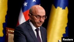 Kryeministri i Kosovës, Isa Mustafa